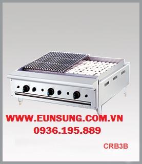 Bếp nướng than nhân tạo CRB3B