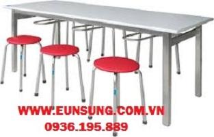 Thiết bị inox bếp công nghiệp bàn ghế inox nhà hàng,KCN