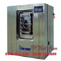 Máy giặt công nghiệp khử trùng Su- Star công suất 100kg/mẻ