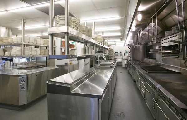 Bếp công nghiệp và những điều cần biết