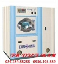 Máy giặt khô công nghiệp Hàn Quốc Eunsung công suất 15kg/mẻ