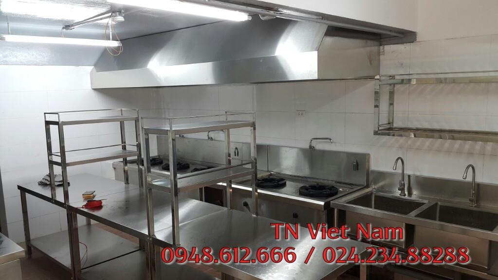 Dịch vụ tư vấn thiết kế bếp công nghiệp cho nhà hàng