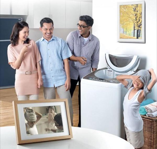 Máy giặt công nghiệp cửa trên có đặc điểm gì?