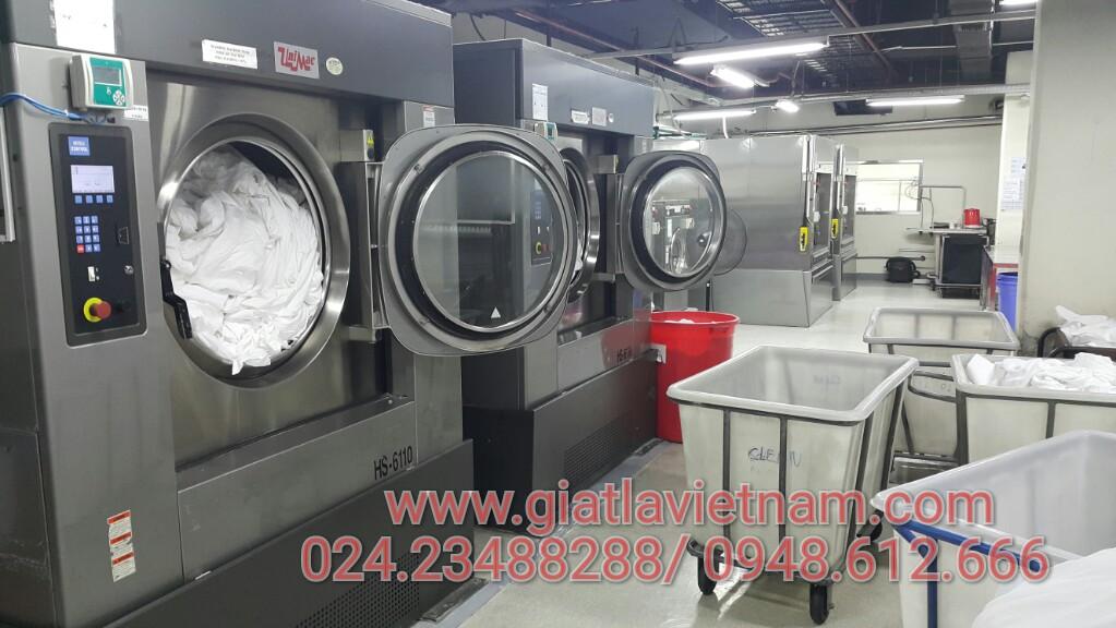 Máy giặt máy sấy công nghiệp Unimac Mỹ