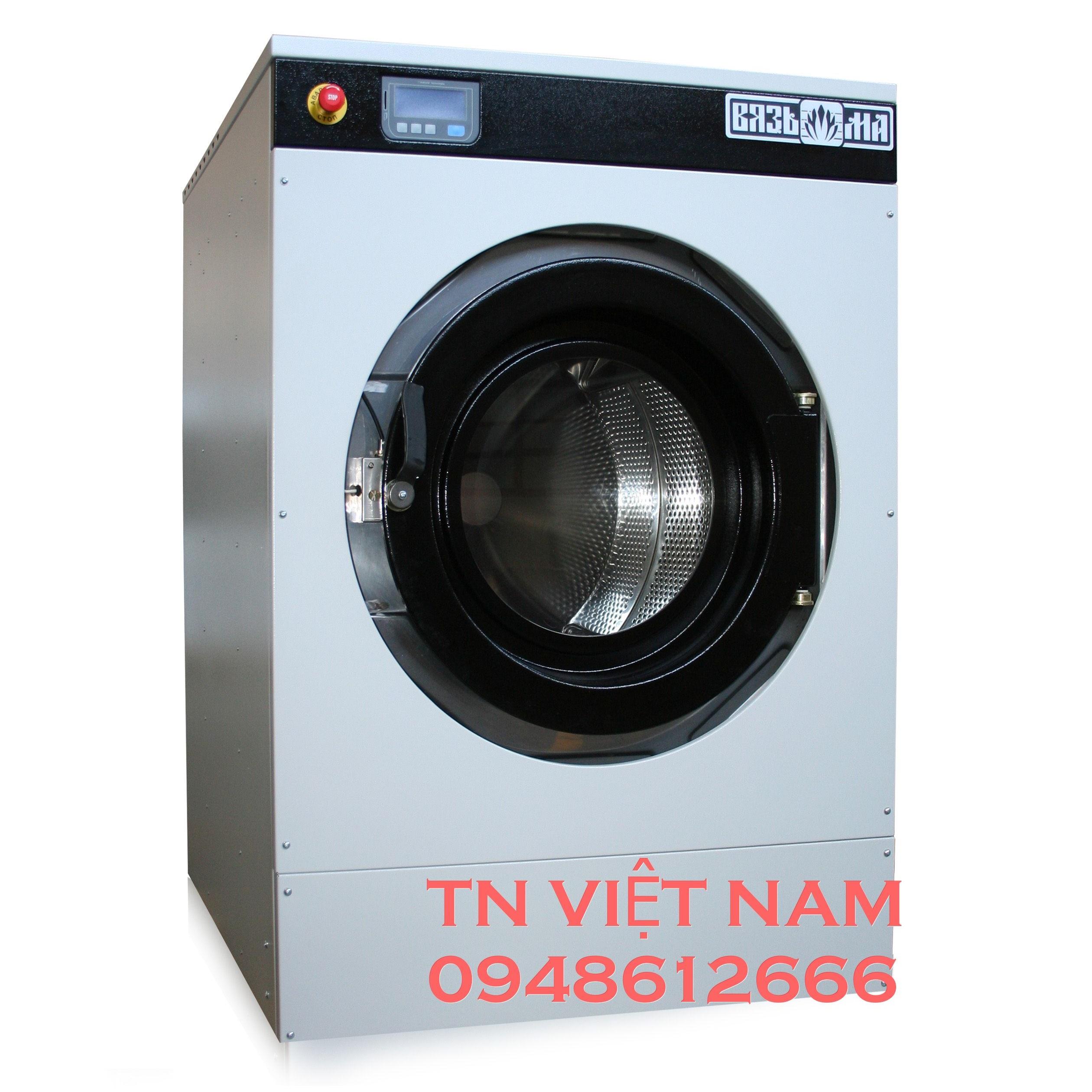 Máy giặt công nghiệp lồng treo VYAZMA công suất 10kg