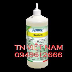 PLASTISOFT chất làm mềm phần nhựa PVC sau giặt khô